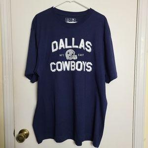 Dallas Cowboys Navy Tee